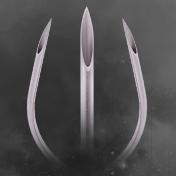 Piercingnålar