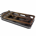 Bavarian Custom Irons Fotpedal - ANCHOR