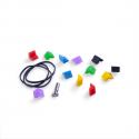 Förpackning med Power Triangles till EGO Rotary Maskiner