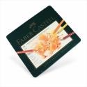 Faber-Castell - Ask med 24st Polychromos Konstnärspennor