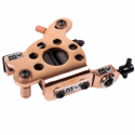 Micky Bee Original Copper Telephone Dial Tatueringsmaskin Colour Packer / Shader - Made in England