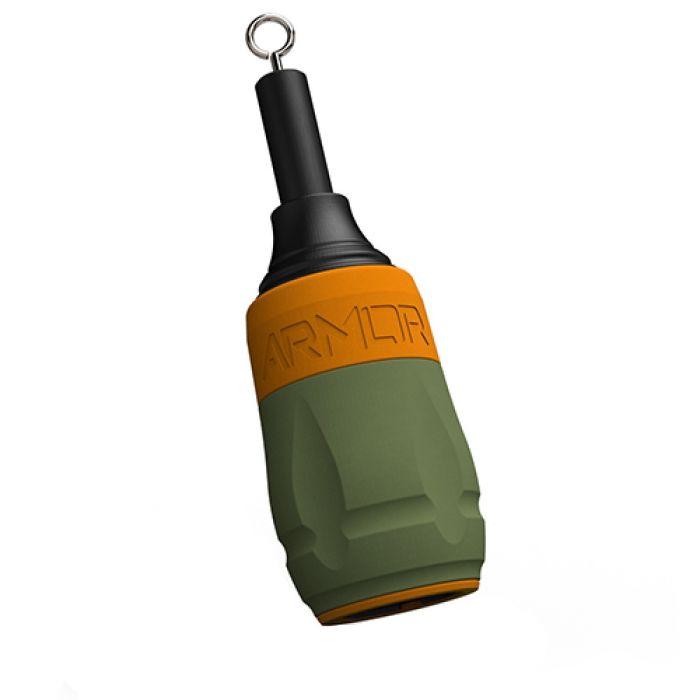 Låda med 12 Armor engångspatrongrepp (backstem)