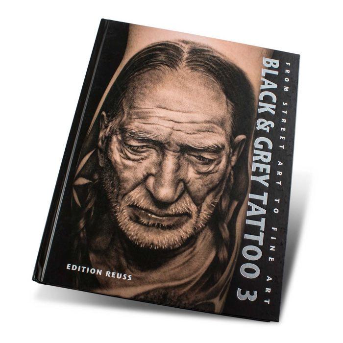 Black & Grey Tattoo: 3 - Edition Reuss