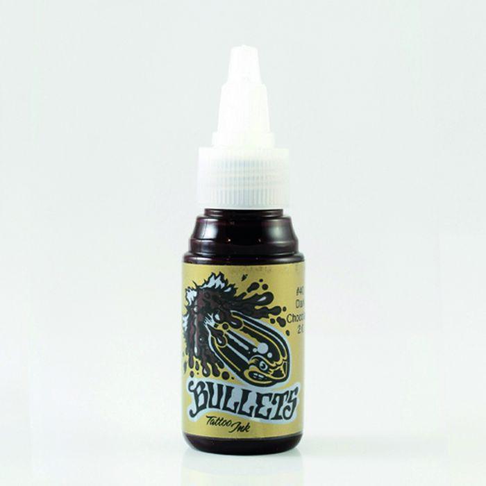Bullets Tattoo Ink Dark Chocolate 35ml