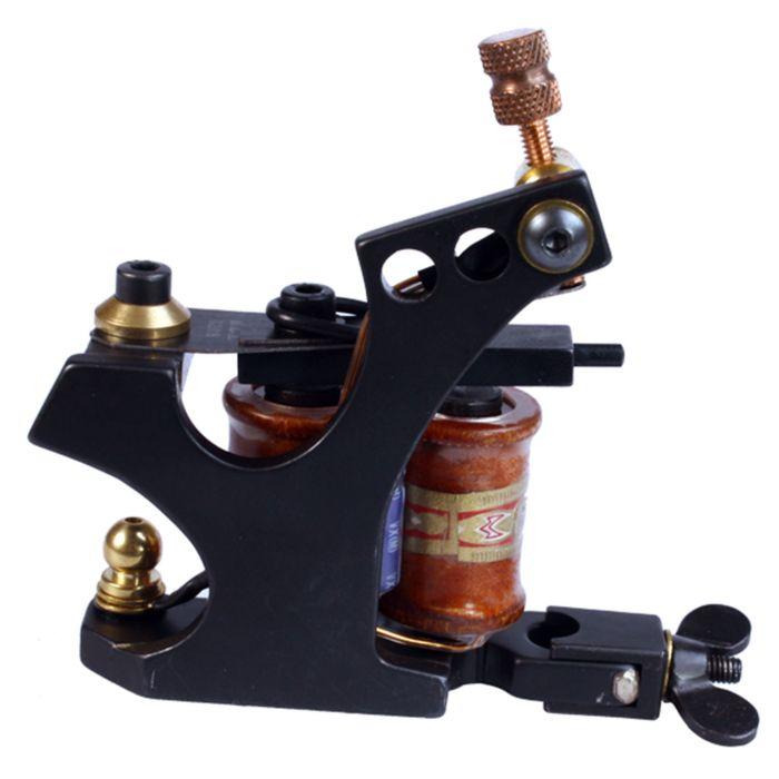 Bavarian Custom Irons Morphosica Tatueringsmaskin - B+G Shader