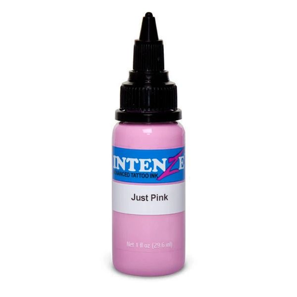 Intenze Ink Pastel Just Pink (tidigare Carols Pink) 30 ml (1 oz)