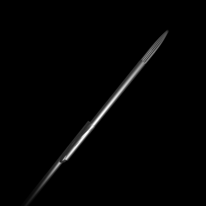 5-pack Killer Ink Precision 0.35MM Steriliserade Tatueringsnålar i Rostfritt Stål Round Liners