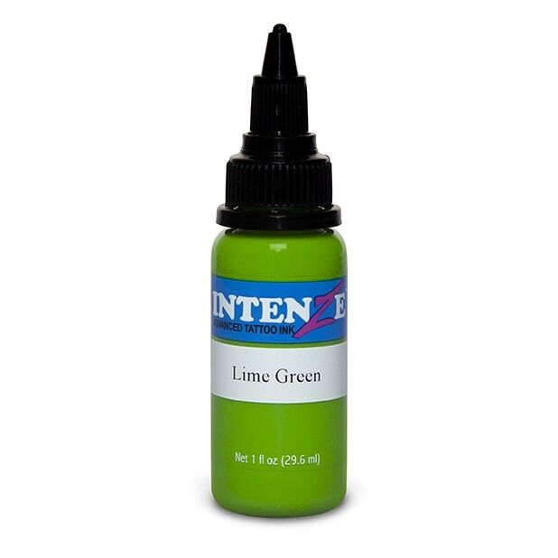 Intenze Ink New Original Lime Green 30ml (1oz)