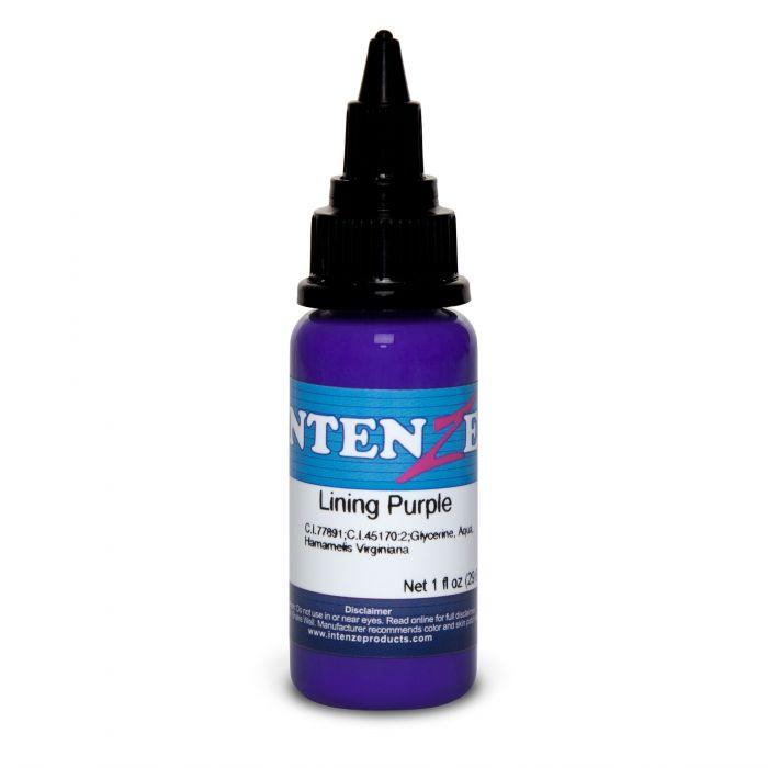 Intenze Ink Color Lining Serien Lining Purple 30ml (1oz)