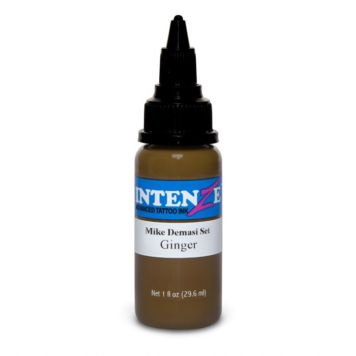 Intenze Ink Mike DeMasi Ginger Portrait 30ml (1oz)