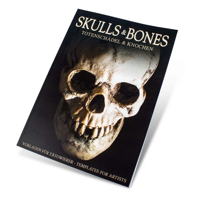 Skull & Bones - Templates for Artists