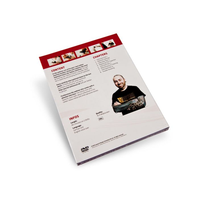 TattooSoul DVD - Stefan Fischer