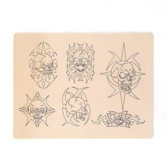 Design Tatuerings Övningshud