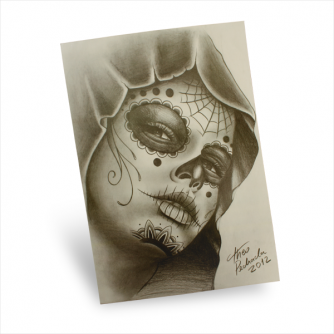Theo Pedrada - Day of The Dead Flash Series (8 Ark)