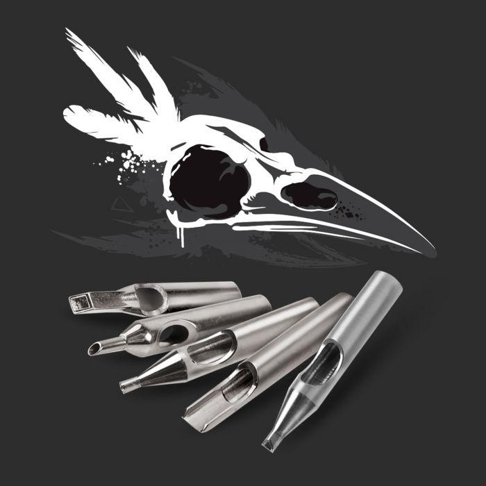 Killer Ink 36 Delars Round, Diamond Tipp i Rostfritt Stål + Magnum Premium Set