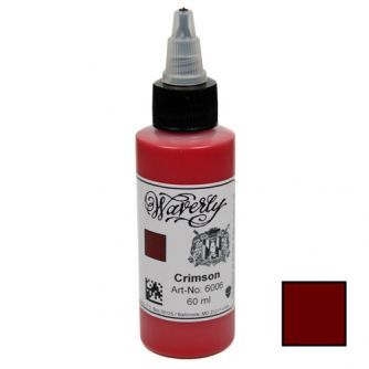 WAVERLY Color Company Crimson 60ml (2oz)