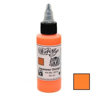 WAVERLY Color Company Japanese Orange 60ml (2oz)