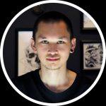 Månadens sponsrade artist - Michael Taguet
