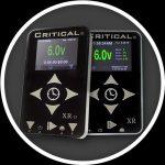 Critical XR & XR-D Strömförsörjningar - Likheter/Skillnader