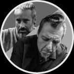 Joe Capobianco & Matteo Pasqualin Intervjuer