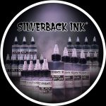 Silverback Ink® - För Svart & Grått Arbete