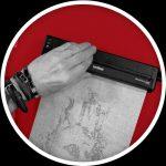 Hur man Använder en Termisk Skrivare för Tatueringsstenciler