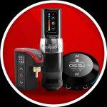 De Senaste Produkterna från FK Irons/Spektra Rotary/DarkLab