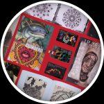 Tatueringsreferensböcker, DVD och USB